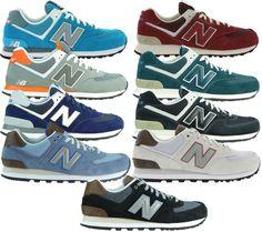 NEU New Balance 574 Schuhe Sneaker Turnschuhe Freizeit für Damen und Herren SALE