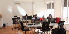 #coworking en #Madrid - Gran Vía  #Opinno