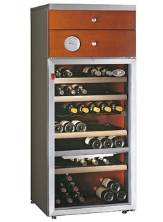 We love this Integrated Wine Cooler from Wine Corner http://www.periodideas.com/integrated-wine-cabinet-from-wine-corner-2