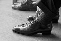 Toe shape -  Tye shoemaker