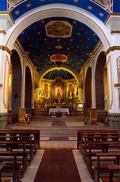 Santuario del Socavon, Oruro, Bolivia