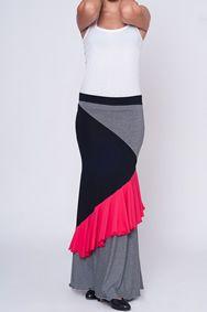falda de ensayo!