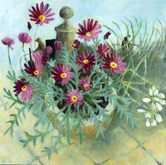 The May Morning, Tessa Newcomb Art For Art Sake, Whimsical Art, Botanical Art, Watercolor Paintings, Watercolours, Trees To Plant, Flower Art, Illustration Art, Illustrations
