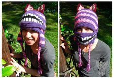 Cheshire Cat by TheCrochetDragon.deviantart.com on @DeviantArt
