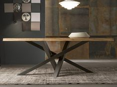 Fine Wood Table Designs Look around as you move throughout your day. From mailbox posts to pieces of furniture and art to full buildings, the power to use wood to create is