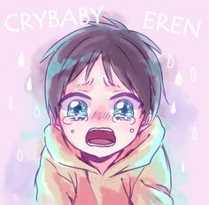 A comic about Eren who turned into a child by one of Hanji's experiments [Extras] Page 9