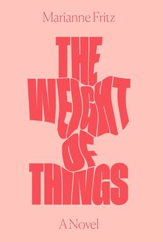 Book Cover Design: The Weight of Things - Marianne Fritz Graphic Design Trends, Graphic Design Posters, Graphic Design Typography, Graphic Design Inspiration, Japanese Typography, Mises En Page Design Graphique, Illustration Design Graphique, Graphic Illustration, Typography Letters
