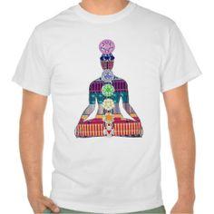 CHAKRA diagram Yoga Meditation Peace NVN630 FUN Shirt