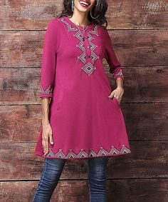 Must Haves, Tunic Tops, Pocket, Collection, Products, Women, Fashion, African Dress, Moda