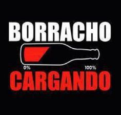 Borracho or Borracha LOL