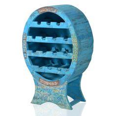 Viinipulloteline – Blue