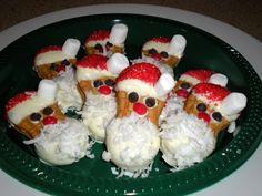 Nutter Butter Christmas cookie ideas