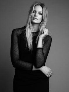 Alberthe - female model at Le Management