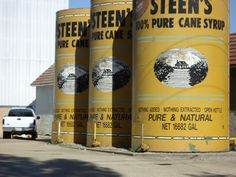 Steen's Syrup...Abbeville, LA