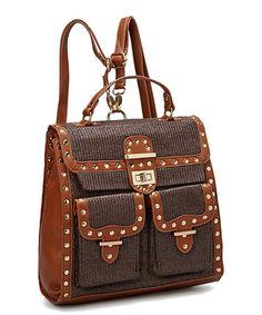 Brown Shira 2 Crossbody Bag #zulily #zulilyfinds