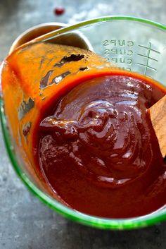 Tomato Ketchup Recip