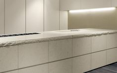 Minotticucine, design minimalista ed essenziale per cucine e bagni d'eccellenza.