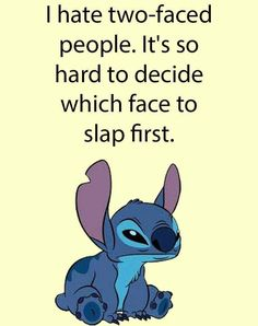 Funny Disney Jokes, Funny Animal Jokes, Funny Puns, Really Funny Memes, Funny Texts, Funny True Quotes, Sarcastic Quotes, Lilo And Stitch Memes, Stich Quotes