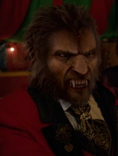 "Hedig, the ringmaster - ""The Show Must Go On"" - Grimm Wiki"