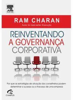 Livro Reinventando a Governança Corporativa - ISBN 9788535236255