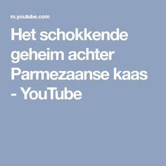 Het schokkende geheim achter Parmezaanse kaas - YouTube Agriculture, Youtube, Food, Hush Hush, Essen, Meals, Youtubers, Yemek, Youtube Movies
