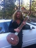 """going to do a photo shoot ! next """"This sitar was owned by Whitesnake/David Coverdale and played by Steve Vai its a pleasure to play it. will release the photos soon after the session!!!"""" Julian Forest  DEC2014"""