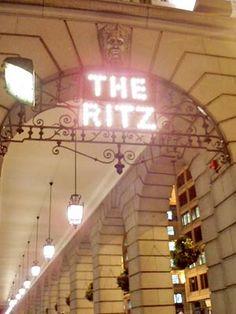 My spiritual home in London - The Ritz x