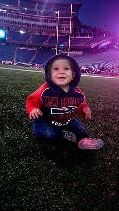 Check out this entry in Lil' Patriots Fan of the Week!!