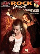 Rock Vocals (Softcover with CD)