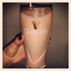 Mmm strawberry and orange today Guinness, Glass Of Milk, Strawberry, Orange, Food, Strawberry Fruit, Hoods, Meals, Strawberries