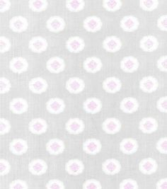 Buttercream™ Elizabeth Collection Cotton Fabric-Gray Frame