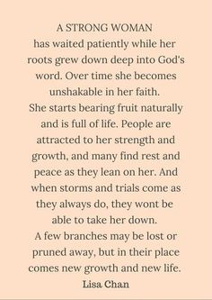 "Eph 3:17 ""...as you trust in Christ. Your roots will grow down deep into God's…"