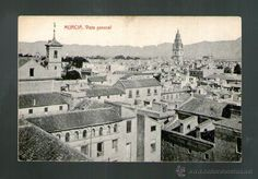 MURCIA VISTA GENERAL - Edición THOMAS - Postal (Postales - España - Murcia Antigua (hasta 1.939))