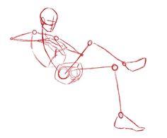 stick figure skeleton - Google Search