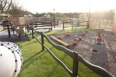 The new Peter Rabbit Adventure Playground | Artificial Grass by As Good As Grass