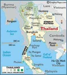 Koh chang maps come in all shapes and sizes this koh chand map surprise gumiabroncs Images