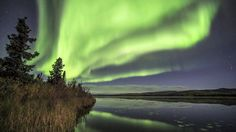 Aurora Timelapse ©Paul Nicklen/National Geographic Creative