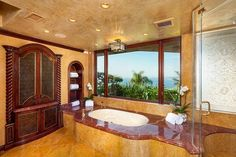 23 Marble Master Bathroom Designs - Home Epiphany