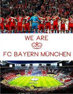 We are FC Bayern München