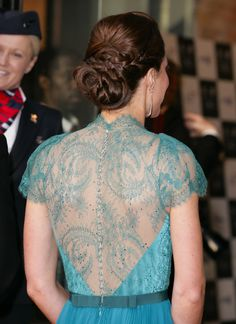 Kate Middleton is the epitome of hair goals.