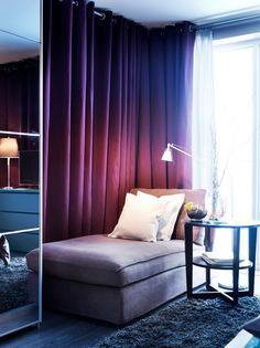 IKEA Yatak Odası: Yatak odanızda sadece uyumayın, kendinize de vakit ayırın.