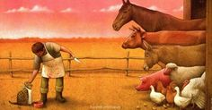 Brilliant Paintings That Describe Everything Wrong With The World Today