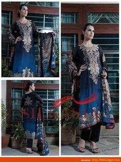 Silkasia Casuals, Pret and Evening Wear Eid Designs 2014 - Gul Ahmed, Firdous Lawn, Sana Safinaz, Swiss Lawn