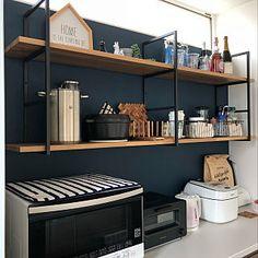 Kitchen Rack, Kitchen Decor, Kitchen Cabinets, Modern Chandelier, Liquor Cabinet, Interior Design, Storage, House, Design Ideas