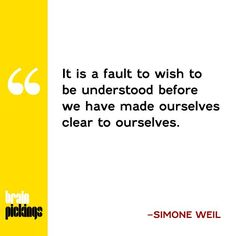 Philosopher Simone Weil, one of humanity's most lucid and luminous minds, on friendship and the paradox of closeness and separation – read in full dimension here: http://www.brainpickings.org/2015/08/24/simone-weil-friendship-separation/