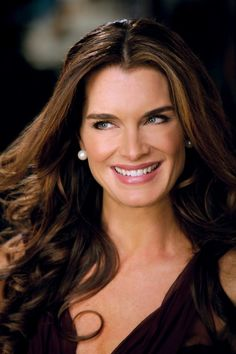 Brooke Shields. SO charming and surprisingly hilarious.