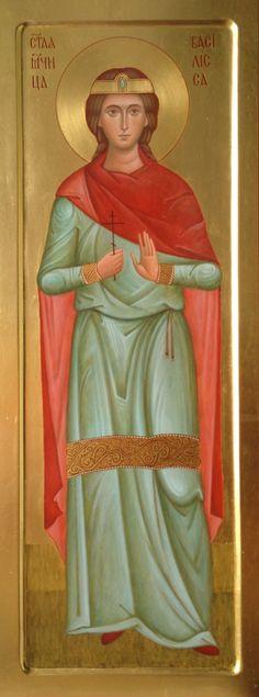 St. Vasilissa / St. Basilissa - September 3