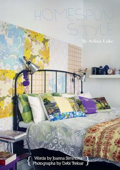 Selina Lake- I think her 'Homespun Style' is Cool!