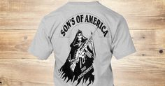 Discover Son's Of America T-Shirt from Southern Pride only on Teespring - Free Returns and 100% Guarantee - Show Your Pride Get 1 Today!!! Ladies Get Your...