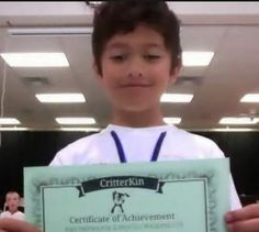Getting our certificates